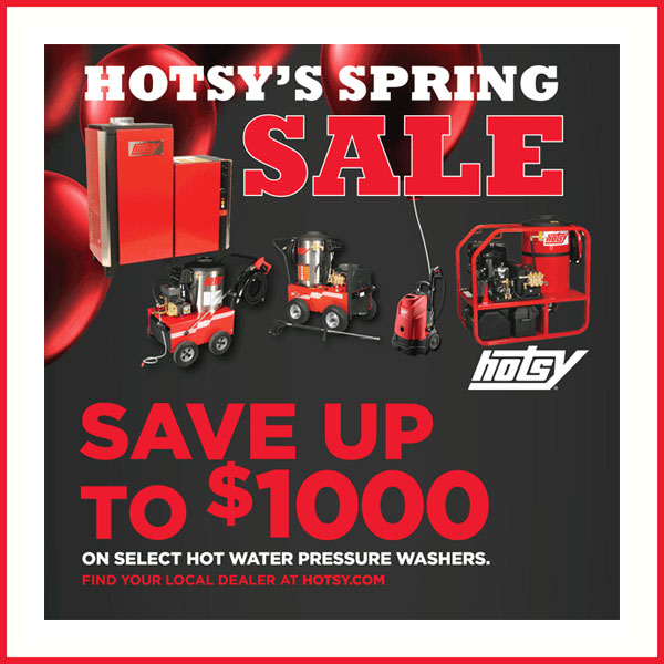 Hotsy Equipment - Humboldt, Iowa | Proudly serving Northern Iowa and